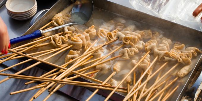 10 món ăn khi trời se lạnh ở Hàn Quốc