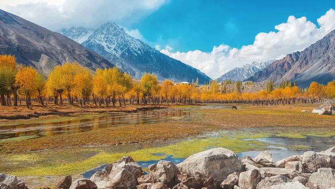 Pakistan như thiên đường trong mắt khách Việt