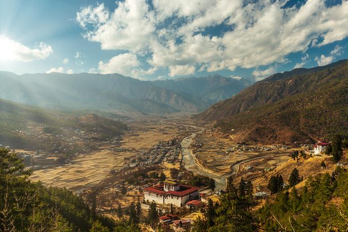 'Miền hạnh phúc' Bhutan