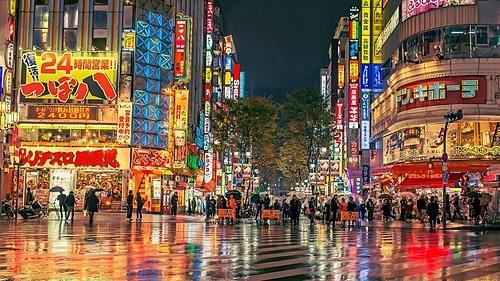 Tokyo luôn là điểm đến hấp dẫn du khách. Ảnh: Overseas attractions.