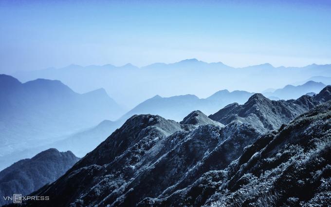 Kỳ quan thiên nhiên trên dãy Hoàng Liên Sơn