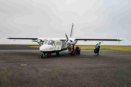 Chuyến bay ngắn nhất thế giới