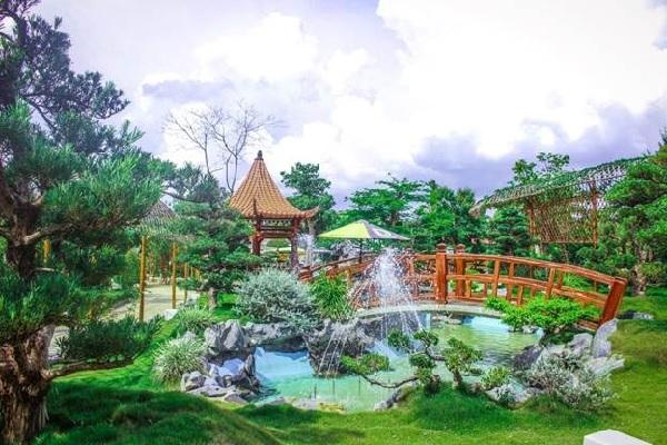 Doidep Tea Resort & Spa nằm giữa những đồi trà xanh giúp du khách có cảm giác được gần gũi với thiên nhiên. Khuôn viên được thiết kế theo hình thức khu phức hợp nghỉ dưỡng phù hợp với các cặp đôi, gia đình và đoàn khách muốn tận hưởng không khí trong lành.