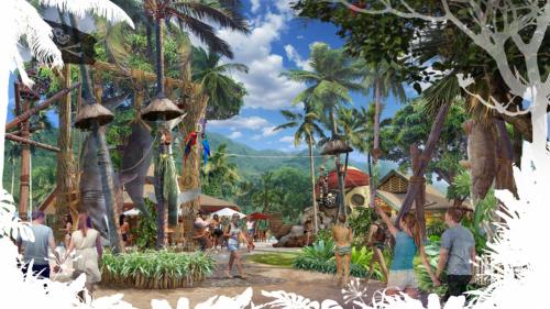 Phú Quốc sắp khai trương công viên nước nghìn tỷ - ảnh 1