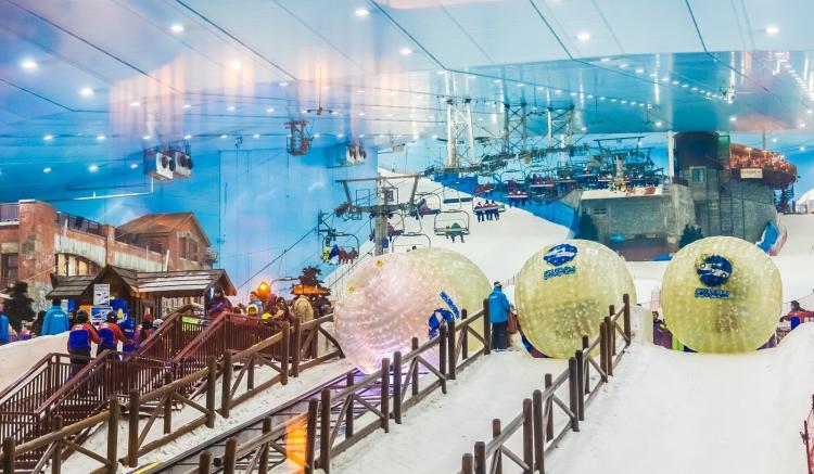 Tổ hợp giải trí tuyết - điểm nhấn cho du lịch Ninh Chữ - ảnh 2