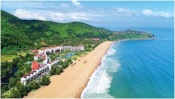Lăng Cô - điểm đến của những resort sang trọng nhất châu Á - ảnh 1