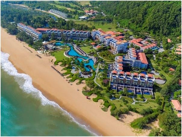 Lăng Cô - điểm đến của những resort sang trọng nhất châu Á - ảnh 2
