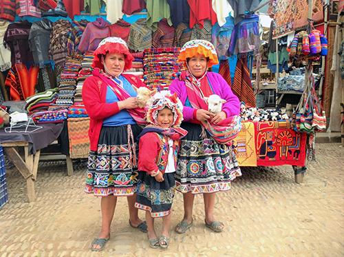 Người Quechua.