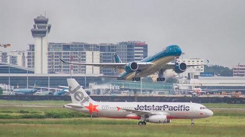 Tốc độ phát triển của hàng không Việt Nam nằm trong top đầu của khu vực Đông Nam Á.