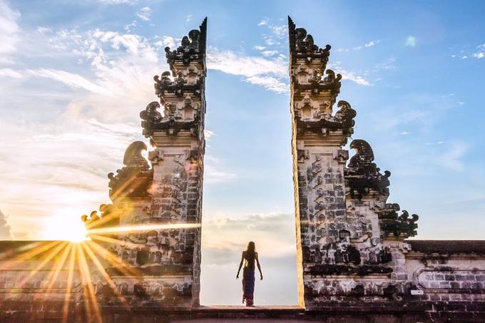 7 ngôi đền thiêng ở Bali
