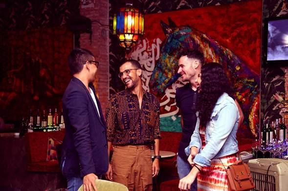 Beirut Restaurant & Lounge, không gian tiệc cuối năm cho doanh nghiệp - ảnh 1