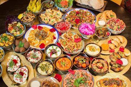 Beirut Restaurant & Lounge, không gian tiệc cuối năm cho doanh nghiệp - ảnh 3