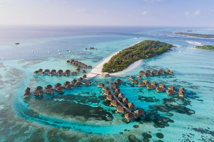 Maldives - nơi cách 'thiên đường' một bước chân