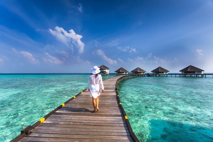 Maldives - nơi cách thiên đường một bước chân