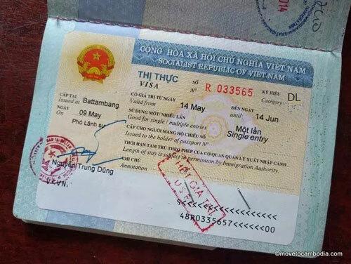 Visa được xem là một trong những rào cản lớn nhất của khách quốc tế đến Việt Nam. Ảnh: Vietnam Visa Online