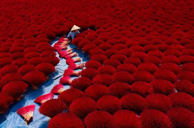 4 ảnh Việt Nam vào top đẹp nhất thế giới