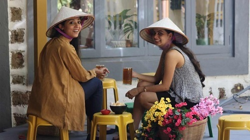 Phần lớn thực khách đánh giá quán có bia và đồ ăn kèm ngon, không gian trang trí đẹp và ấm cúng. Ảnh:Pings Bia Hoi.