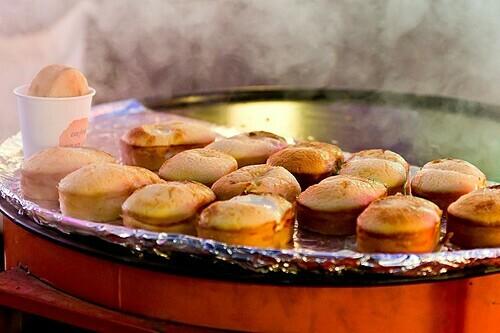 Gyeran bbang hay bánh trứng là món ăn dường phố nổi tiếng của Hàn Quốc. Ảnh: Trangpix/Pixabay.