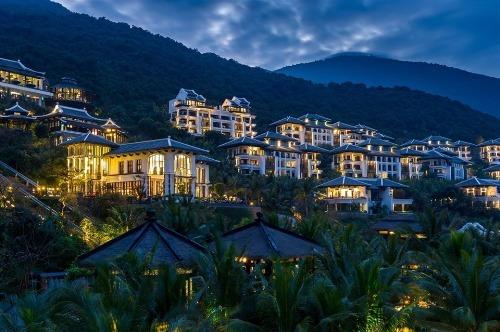 Khu nghỉ dưỡng doông hoàng resort Bill Bensley thiết kế nhận hai giải thưởng của WTA 2019. Ảnh: InterContinental Danang.