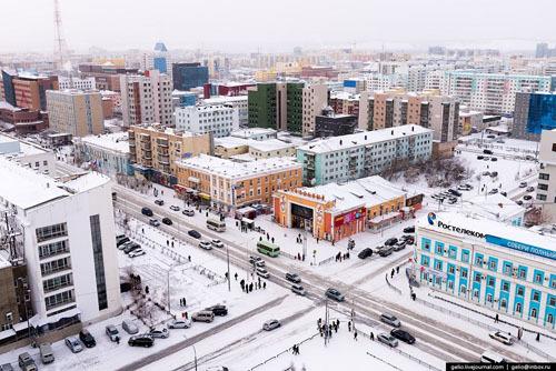 Thành phố có mùa đông lạnh nhất thế giới - ảnh 4