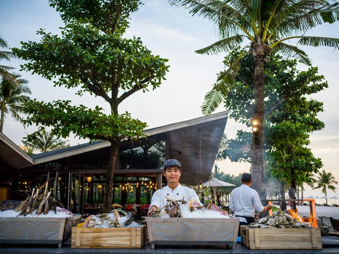 Ẩm thực 5 sao ở Phú Quốc
