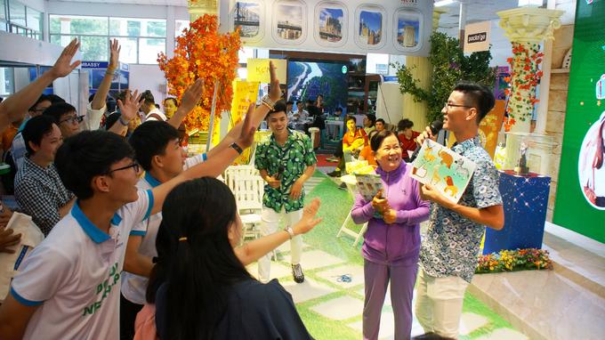 Bên trong hội chợ du lịch quốc tế lần đầu ở Cần Thơ