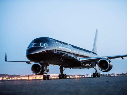 Số lượng ghế ngồi trên máy bay chỉ bằng 1/3-1/5 so với các máy bay thương mại thông thường. Ảnh: News.