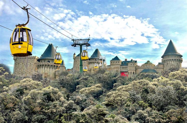 Sun World Ba Na Hills nhận giải Hệ thống cáp treo hàng đầu thế giới - ảnh 2