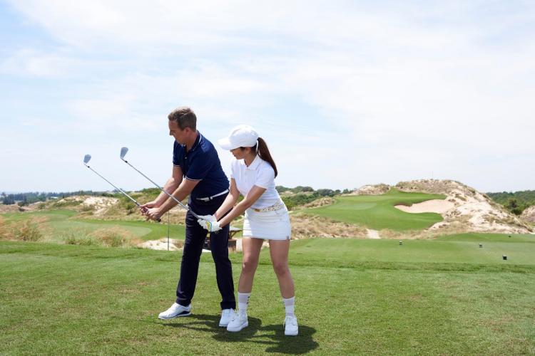 Tiềm năng phát triển du lịch golf tại Việt Nam - ảnh 1