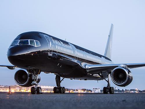 Số lượng ghế ngồi trên máy bay chỉ bằng 1/3-1/5 so với các máy bay thương mại thông thường. Ảnh: Courtesy of Four Seasons.