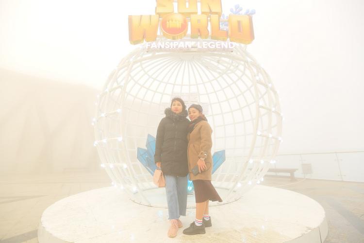 Lạc vào xứ sở pha lê ở Sun World Fansipan Legend - ảnh 3