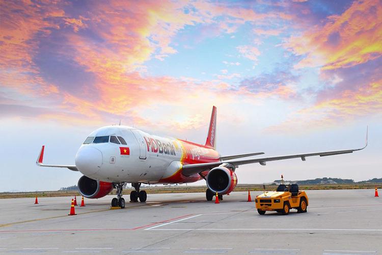 Vietjet hiện có 129 đường bay, phủ khắp các điểm đến tại Việt Nam và quốc tế tới Nhật Bản, Singapore, Hàn Quốc, Thái Lan, Myanmar, Malaysia, Campuchia... Mới đây, Vietjet đã mở chuyến bay thẳng đầu tiên tới Bali (Indonesia) và sắp tới là đường bay thẳng đầu tiên tới Ấn Độ.
