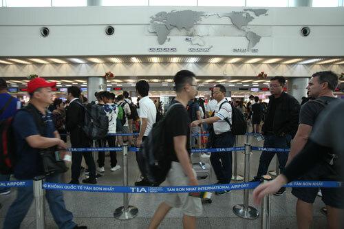 Tốc độ phát triển nhanh của ngành hàng không và hạ tầng bị quá tải là bài toán chung của cả thế giới chứ không riêng Việt Nam.