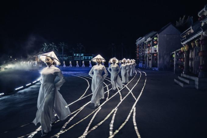 Với vở thực cảnh Ký ức Hội An, Gami Theme Park kỳ vọng sẽ giữ chân khách lưu trú Hội Anlâu hơn.