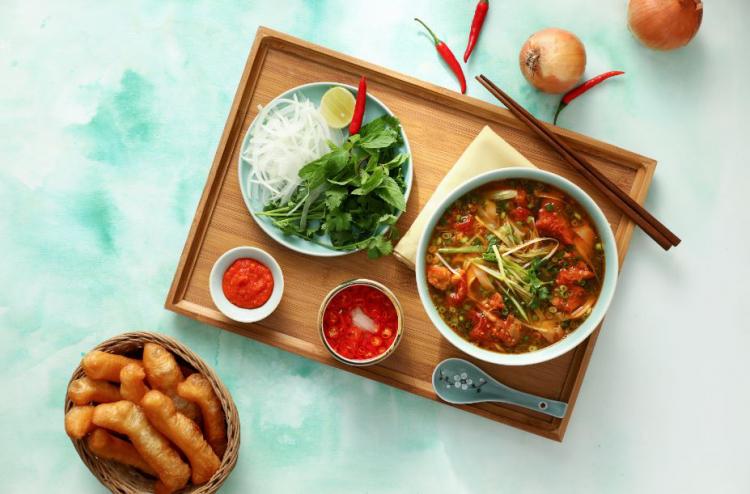 Món ăn sáng ngon khi du lịch Hà Nội