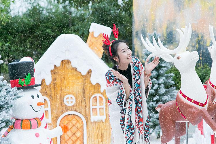 Trải nghiệm Giáng sinh tại Hội An