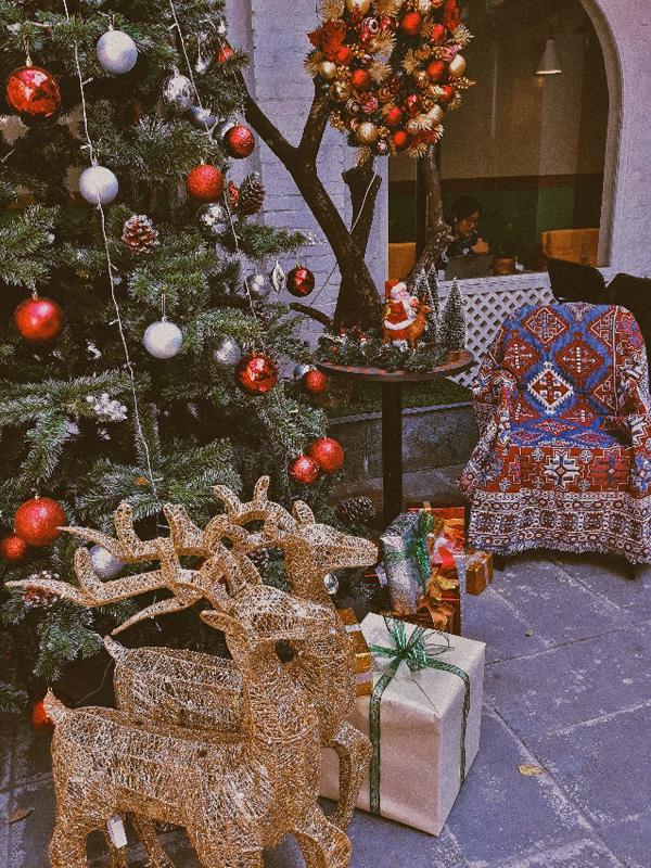 Địa điểm đi chơi dịp Noel