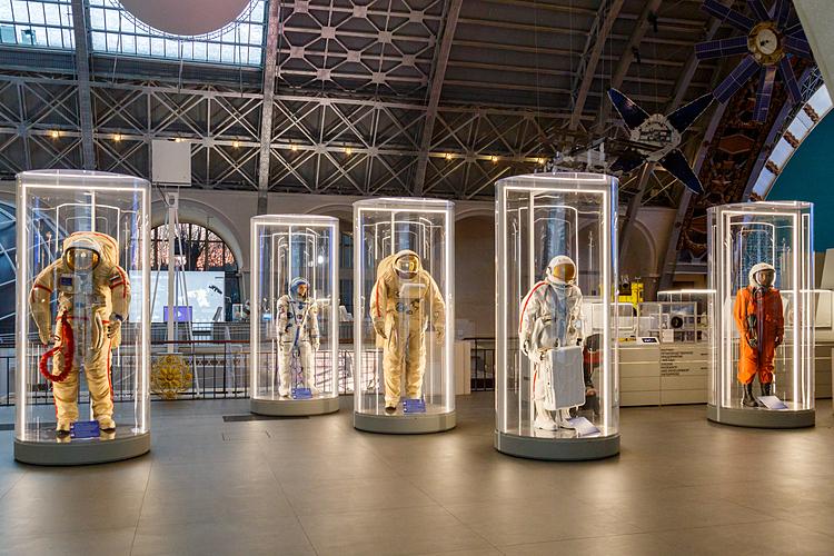 Bảo tàng vũ trụ là điểm tham quan không nên bỏ lỡ khi đến Nga. Ảnh: Gilmanshin/Shutterstock.