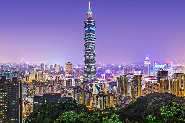 Các chuyến bay từ Việt Nam đến Đài Bắc liên tiếp được các hãng khai thác cuối năm nay. Ảnh: Hotels.