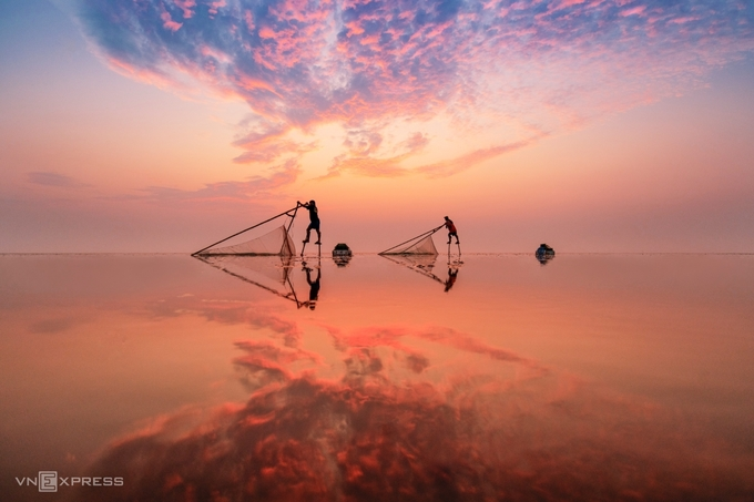 Ảnh đẹp thiên nhiên con người Việt Nam năm 2019