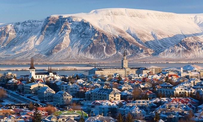 10 thành phố đẹp nhất vào mùa đông
