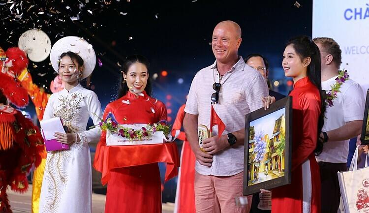 Tổng lượt khách quốc tế tới tỉnh Quảng Nam tăng 20,50% so với cùng kỳ năm 2018.