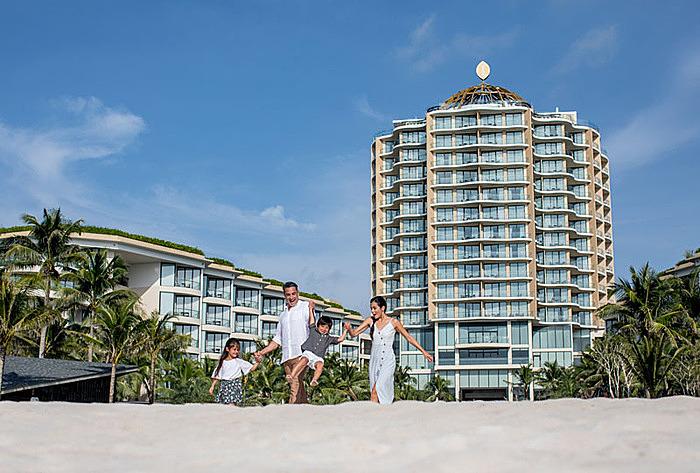 Các gia đình có dịp trải nghiệm nhiều hoạt động thú vị tại InterContinental Phu Quoc Long Beach Resort.  - 1-ok-1577698274-1397-1577782766 - Đón xuân cùng gia đình tại InterContinental Phu Quoc Long Beach Resort