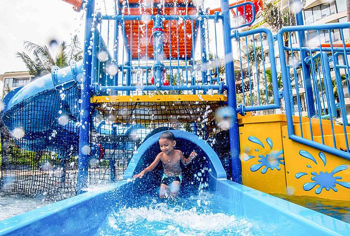 Trẻ em sẽ tham gia nhiều hoạt động thú vị tại  - 2-1577765279-5591-1577782767 - Đón xuân cùng gia đình tại InterContinental Phu Quoc Long Beach Resort