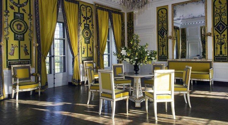 Nội thất trong căn nhà của Nữ hoàng. Ảnh:EntMag.