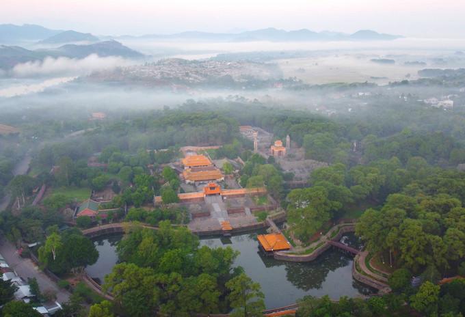 5 lăng vua triều Nguyễn nên ghé thăm