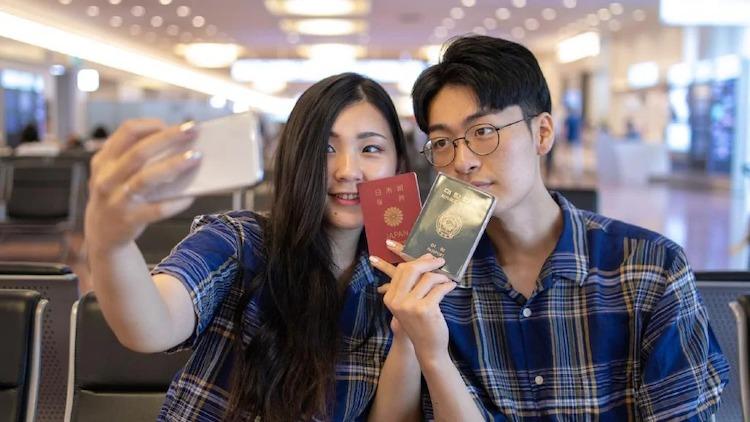 Hộ chiếu Nhật Bản giữ vị thế quyền lực nhất thế giới trong ba năm liên tiếp từ 2018. Ảnh: istock.