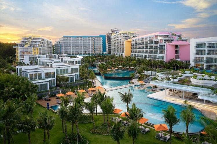Đón Tết tại khu nghỉ dưỡng năm sao trên đảo Phú Quốc