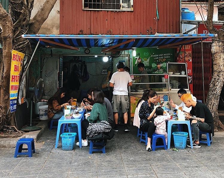 Khác biệt của bát bún bò ở Huế và Hà Nội - ảnh 3