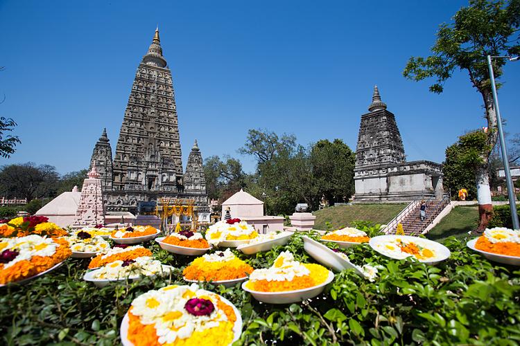 Những điểm hành hương nổi tiếng châu Á